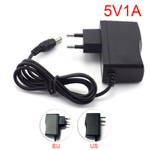 DC 5V Power Adapter Supply Adjustable 5 V 1A 220V to 12V Led Strip Lamp supply 220v