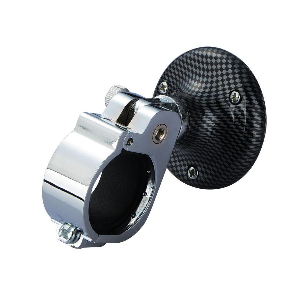 1 PCS TypeR Car & Lorry Steering Wheel Aid Power Handle Assister Spin Knob Ball