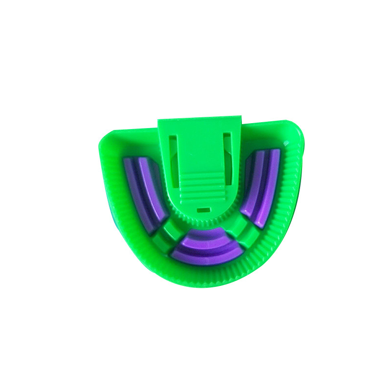 5pcs Dental Lab Material Magnetic Parting Box Dental Lab Model Base For Dental Model Equipment