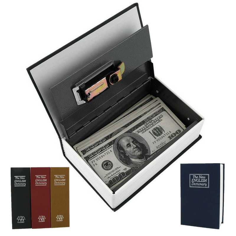 µTop SaleSafe-Box Lock-Secret Money Vault Hidden Password Piggy-Bank with Small for Casket