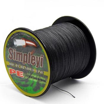 100m 110Yards PE Braided Fishing Line 4 Strands 6 To 100LB Multifilament Wire Monofilament Fly Rope Fish Cord Goods For Fishing