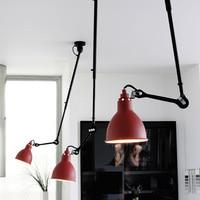 Nordic Long Arm Ceiling lights Modern Extensible Ceiling lamp For Living Room Designer Light Fixture Luminaria Ceiling Lighting