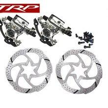 TRP HY/RD крепление кабеля приводной гидравлический дисковый тормозной суппорт 160 мм w/or w/o ротор передний/задний/комплект HYRD ROAD серебристый