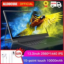 ALLDOCUBE Expand X 13.3inch 2K IPS portable monitor type c hdmi for laptop,phone,xbox,switch ps4TNT samsung DEX huawei PC mode