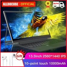 ALLDOCUBE rozwiń X 13.3 cala 2K IPS przenośny monitor typu c do laptopa, telefonu, konsoli xbox, przełącznik ps4TNT samsung DEX huawei PC tryb