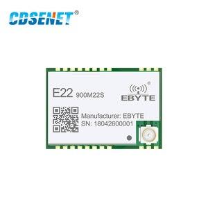 Image 5 - SX1262 لورا اللاسلكية RF وحدة 22dBm 915MHz مصلحة الارصاد الجوية TCXO جهاز ريسيفر استقبال وإرسال ل IoT مراقبة الكهرباء الأمن إنذار E22 900M22S