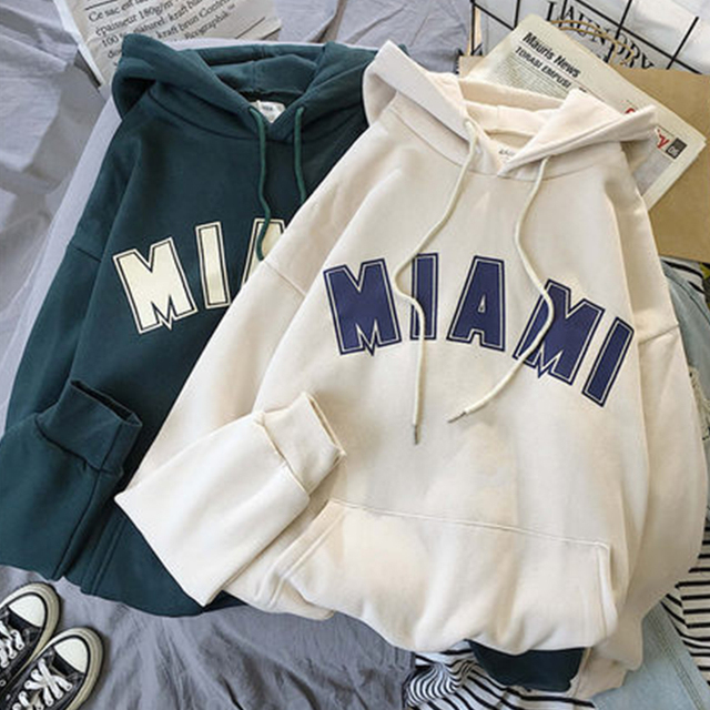 MIAMI THEMED HOODIE