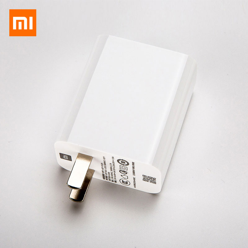 Image 2 - Original Xiaomi Mi 9 Mi9 Fast Charger QC 4.0 27W Fast Charge Adapter Type C Cable For Redmi Note 7 K20 pro Mi 9 8 SE 6 A2 A1 MAX-in Mobile Phone Chargers from Cellphones & Telecommunications