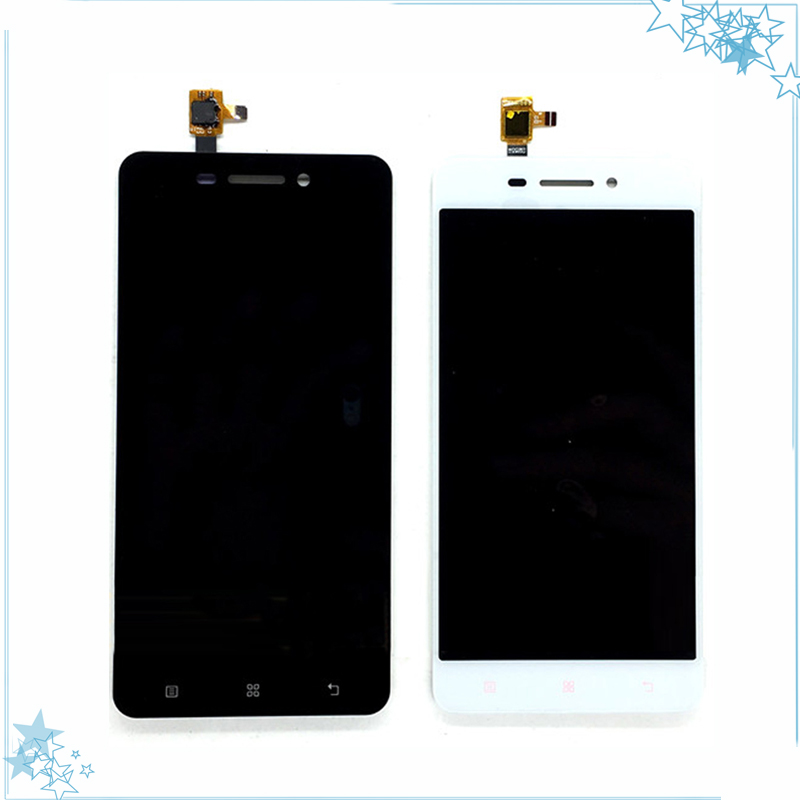 5.0 For Lenovo S60 S60t S60a S60w LCD Display With Touch Screen Digitizer Sensor Panel Assembly Complete Replacement image