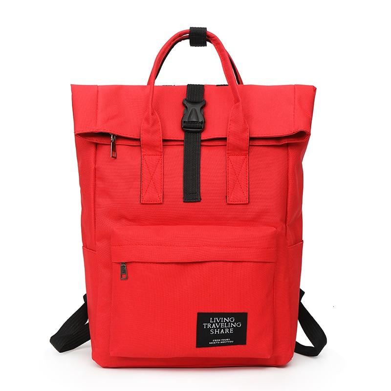 Herald USB Backpack Women Fashion Back Pack Korean Ladies Knapsack Casual Travel Bags School Girls Classic Bagpack Laptop Bag
