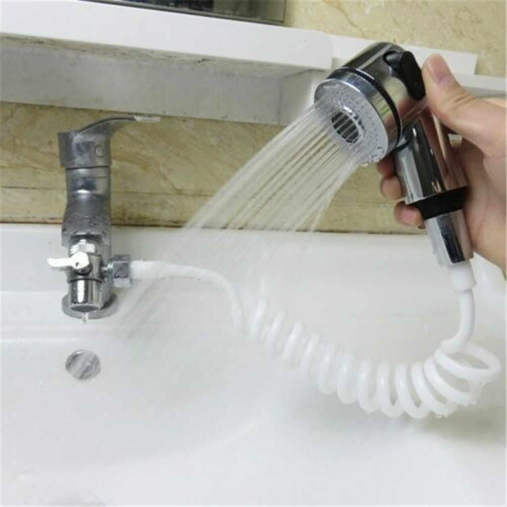 Hand Shower Head Bathroom Water Saving Wall Quick Connect Sink Hose Spray Set For Hair Washing Pet Bath Rain Shower Sprayer 45 Other Kitchen Specialty Tools Aliexpress