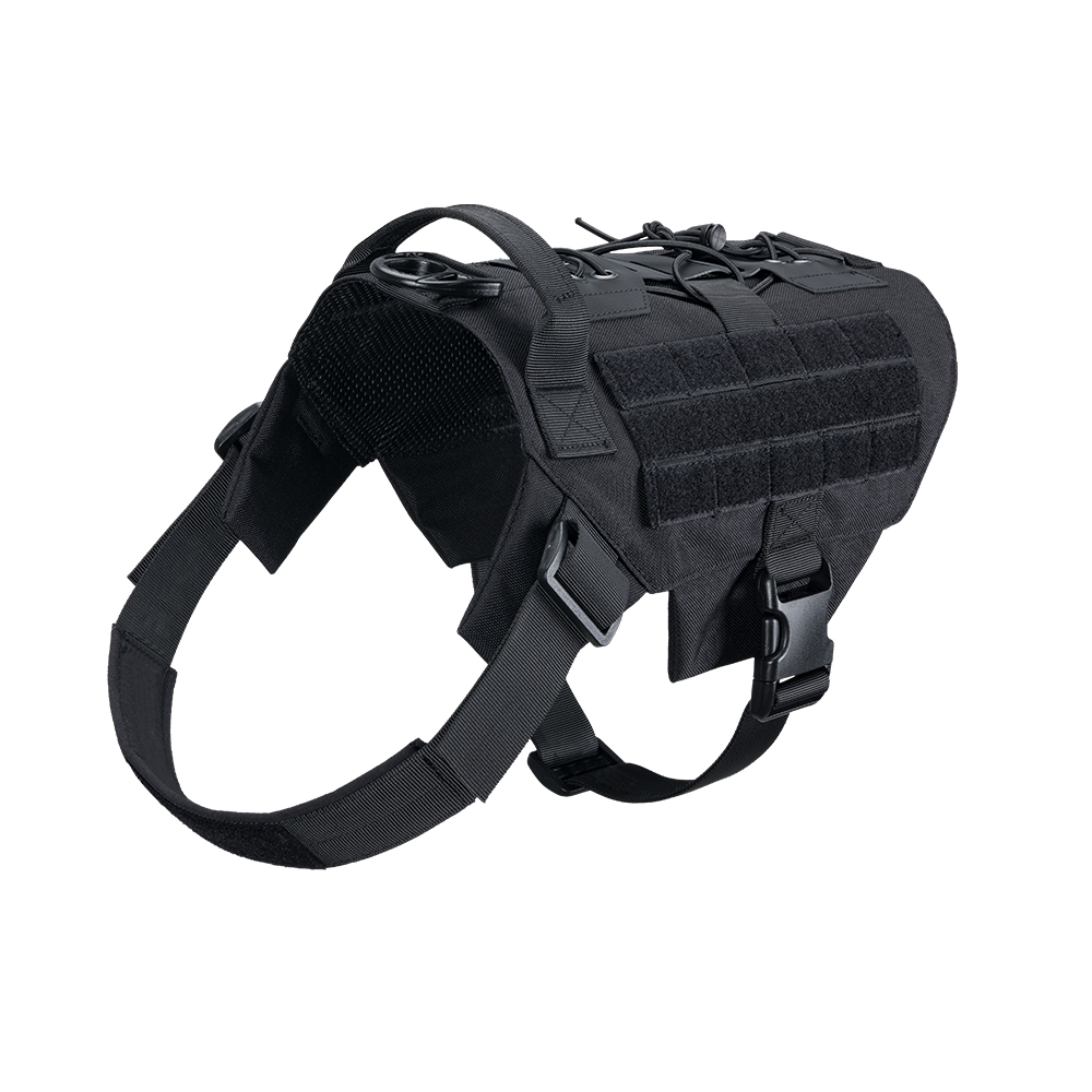 Tactical Dog Harness Military Patrol Dog Harness Service Dog Vest Working Dog Vest with Handle