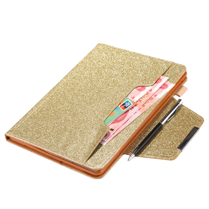 For Leather 10.2 iPad Glitter Coque iPad 2019 7th Funda Bling For Case 10.2 inch Cover