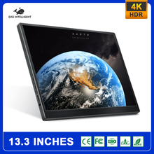 GISS 13.2 Inch Touchable Tablet FHD 1080P Type C Portable Computer LCD Monitor Gaming Display Screen for Smartphone Laptop