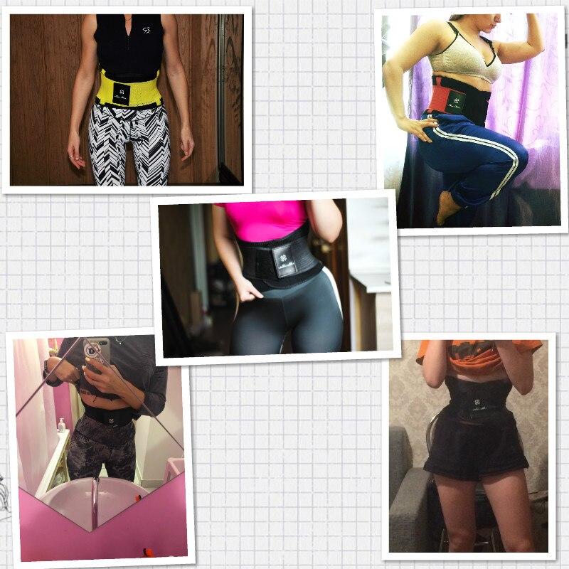 Image 5 - Waist Trainer Unisex Xtreme Power Belt Faja Women Body Shaper Slimming Belt Shapewear Tummy Shaper Waist Shaper Control Girdle-in Waist Cinchers from Underwear & Sleepwears on AliExpress