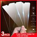 3 шт. Защитное стекло для Samsung Galaxy A50 A51 A71, Защита экрана для A70 A80 A90 A60 A40s A30 A20 M10 a 50, закаленное стекло