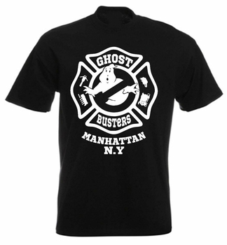 Ghostbusters 80S Movie T Shirt Short-Sleeved Tee Shirt