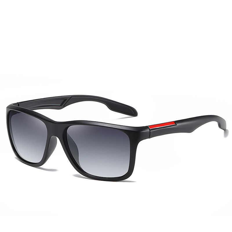 DANKEYISI Moda Kare Güneş Gözlüğü Erkekler Kadınlar Retro Marka Tasarımcı Güneş Gözlüğü Kadın Erkek Moda Ayna UV400 güneş gözlüğü