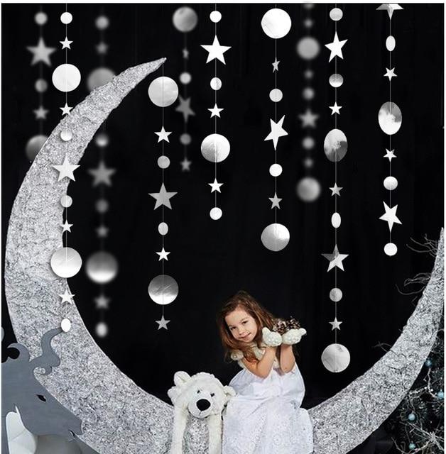 silver star circle