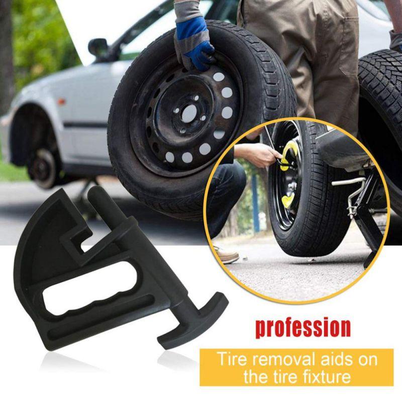 Nylon Bead Drop Center Depressor Clamp Wheel Rim Run Flat Tire Changer Car Tire Fixing Clamp Tire Repair Tools Change Helper