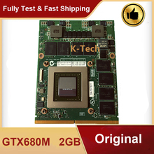 Graphic-Card Video GTX680M R4-M18x Dell Alienware 2G for M17x/R2/R4-m18x/.. N13E-GTX-A2