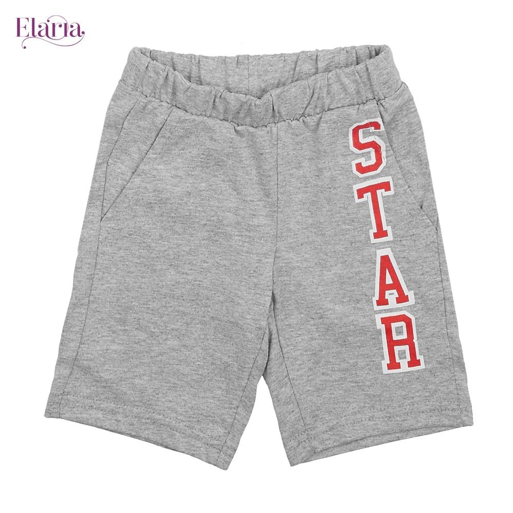 Elaria Shorts Esb-01-12 shorts for boys print lacing patterns children's clothing цена