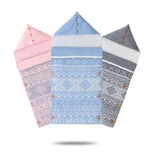 Get more info on the Newborn Envelopes for Discharge 100%Acrylic Knitted Baby Bebes Sleeping Bags Autumn Outerwear Infant Stroller Sleepsack 0-6Month