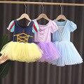 Балетные пачки для девочек, Белоснежка, одежда для детей, платье-пачка для девочек, танцевальный костюм для балета