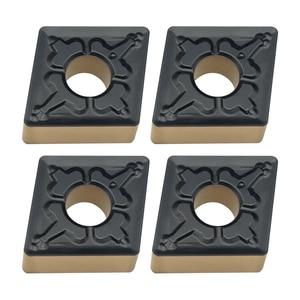Image 5 - Tungaloy Herramienta de torneado externo para máquina, Tungaloy CNMG120408 TM T4225, dos cúter de color, CNMG 120408 CNC, herramientas de corte de torno, 10 Uds.