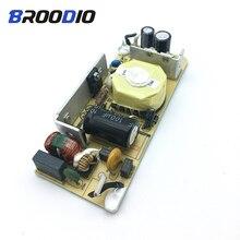 AC DC 12 فولت 8A تحويل التيار الكهربائي لوحة دوائر كهربائية وحدة لمراقبة LCD المدمج في لوحة الطاقة 12V96W عارية مجلس 110 240 فولت 50/60 هرتز