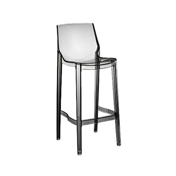Transparent Bar Chair Nordic Stool High Chair Fauteuil Moderne Living Room Furniture Sallanan Sandalye Sillon Reclinable Cheap