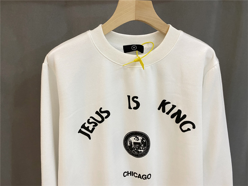 Jesus is king CHICAGO Exclusive Limited Edition Sweatshirts  3