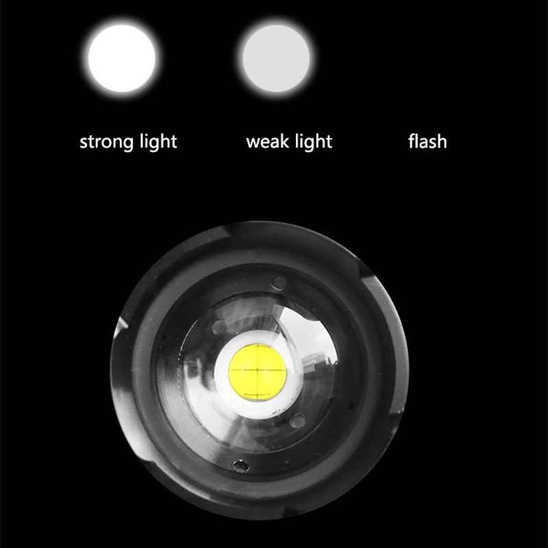 Litwod led taschenlampe XHP90 Taschenlampe power 26650 18650 batterie leistungsstarke Taktische Flash licht taschenlampe für outdoor jagd licht