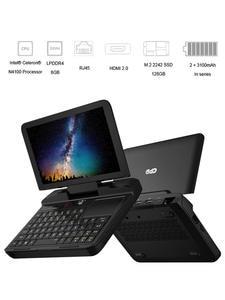 GPD Computer Notebook Pocket Micro-Pc Mini Laptop N4100 Windows Intel 8GB Pro Celeron