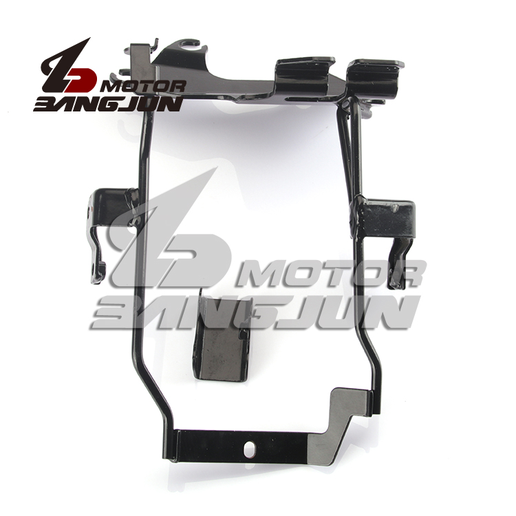 Motorcycle Headlight Bracket Universal Mount Stand Instruments Support For YAMAHA FZ6 FZ6N FZ600N 2007-2008-2009