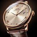 LOBINNI мужской роскошный бренд часов Япония MIYOTA автоматические механические MOVT Мужские наручные часы Сапфировая кожа relogio masculino 2019