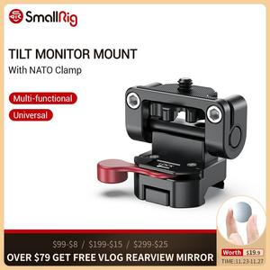 Image 1 - SmallRig DSLRกล้องEVF Mount 5 นิ้ว/7 นิ้วผู้ถือแผ่นติดตั้งNATO Clamp   2100