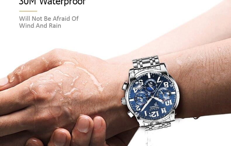 H0d88f577ecd444e58d20b1f3d08307b7A AESOP Luminous Automatic Mechanical Watch Men Luxury Brand Business Waterproof Stainless Steel Male Clock Relogio Masculino 2019