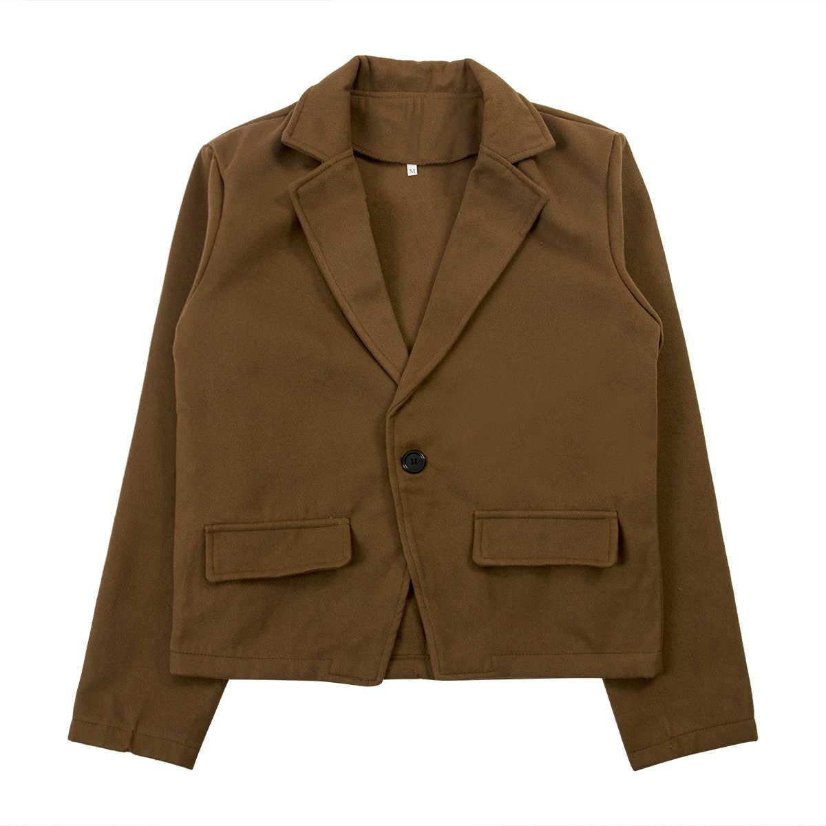 5 色ファッションメンズ 1 ボタンスーツブレザー男性ソリッドカラーのファッションコートフォーマルカジュアルスリムフィットブレザージャケット