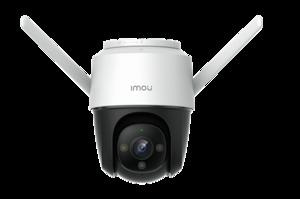 Dahua Imou Cruiser 4MP полноцветная Wi Fi камера H.265 PTZ наружная IP66 погодозащищенная аудиозапись Ночная Vsion AI Обнаружение человека Камеры видеонаблюдения      АлиЭкспресс