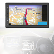 7inch MP5 Stereo Multifunctional GPS Radio FM HD Navigation For Android 8.1 Wireless LCD Display Bluetooth Universal Car Player
