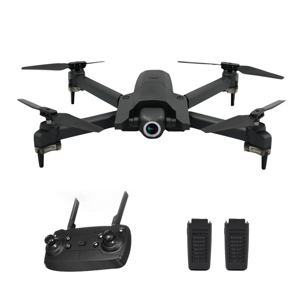 RC Fodable Drone <font><b>GW106</b></font> 720P Helicopter Wifi FPV Altitude Hold Helicopter Headless Mode RC Drone with HD Camera Drones image
