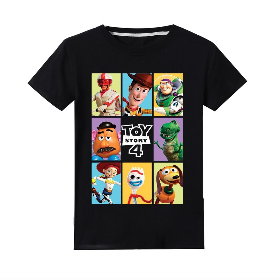 Ryan Toys Review/Новые футболки для мальчиков и девочек топы в полоску с мультяшным принтом, хлопковая Футболка для детей, Рождественская Одежда