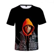 Hip Pop Tshirt A Boogie Wit Da Hoodie T Shirt Rapper T-shirt Graphic TShirts Men Streetwear T-shirts A Boogie Wit Da Hoodie Tops