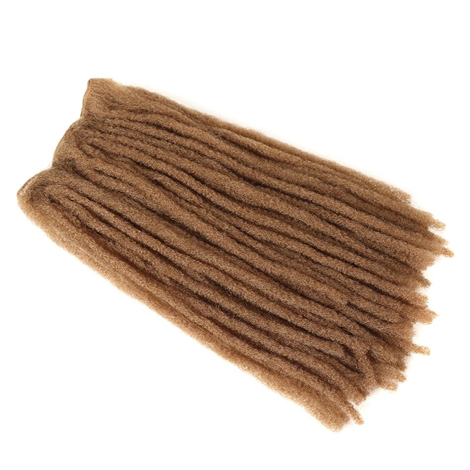 Magia 16 Polegada sintético afro kinky marley