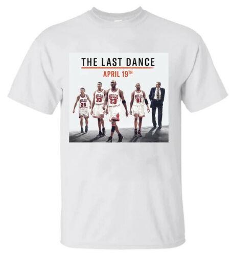 New Michael Scottie Pippen, Dennis Rodman The Last Dance T-Shirt