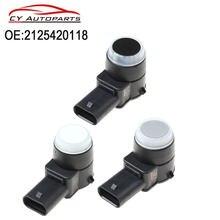 3 cor PDC Sensor De Estacionamento Para Mercedes W169 W245 W204 W212 W221 C207 A207 CLS Class C250 C350 E300 E350 2125420118 A2125420118