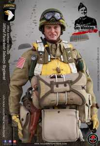 Image 3 - Soldier Story SS110 1/6 WWII US Army 101 Airborne Division 502 Regiment Paratroopers Male Soldier Action Figure Collections