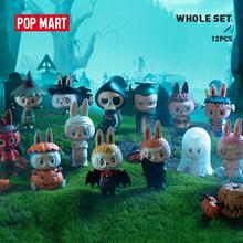 POP MART Labubu potwory karnawał seria dla całego pudełka zabawki figurka pudełko z niespodzianką prezent urodzinowy zabawka dla dzieci darmowa wysyłka tanie tanio Puppets Unisex 8 cm Small parts 14 lat Wyroby gotowe The monsters CHINA Zapas rzeczy Film i telewizja Model