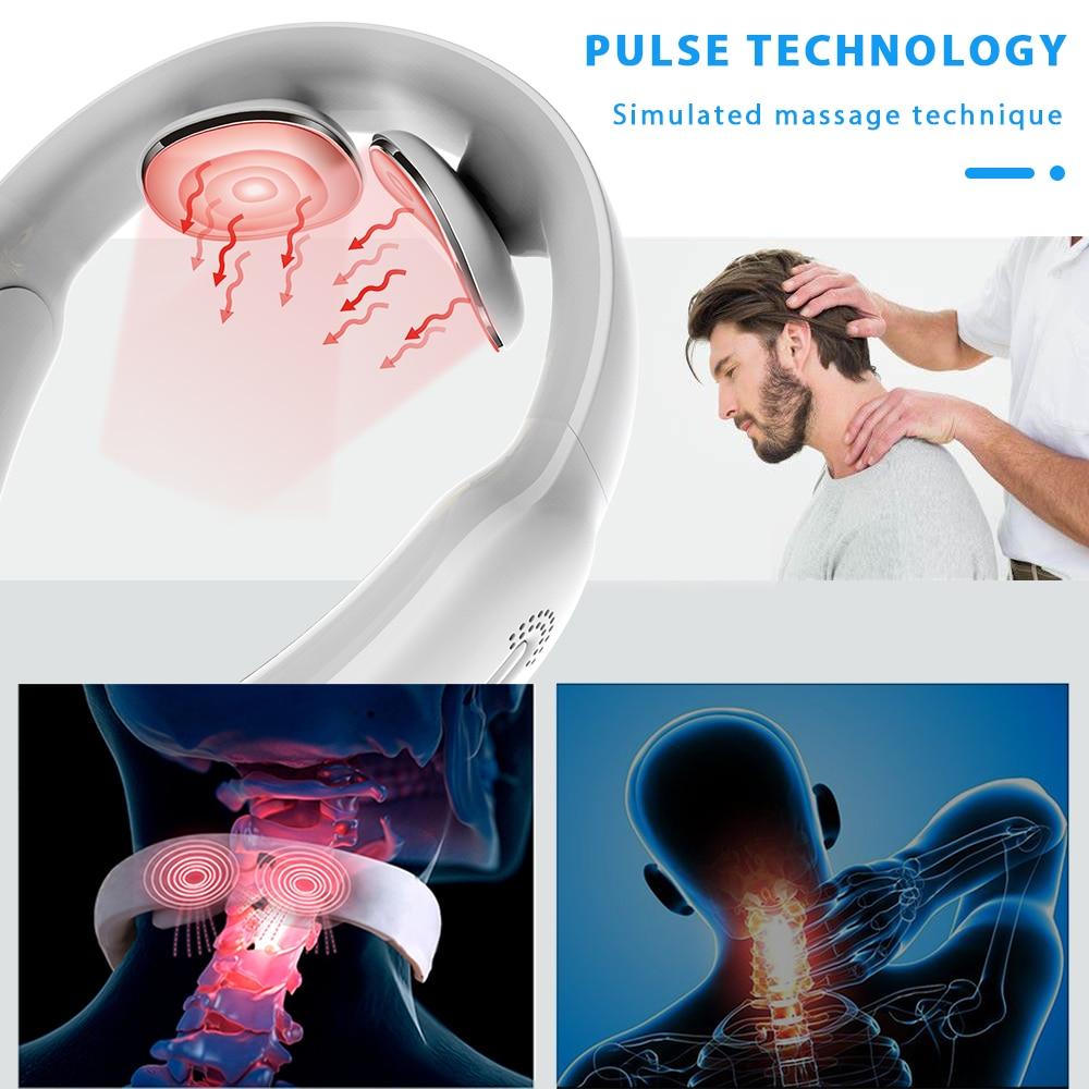 Smart Neck and Shoulder Massager 11